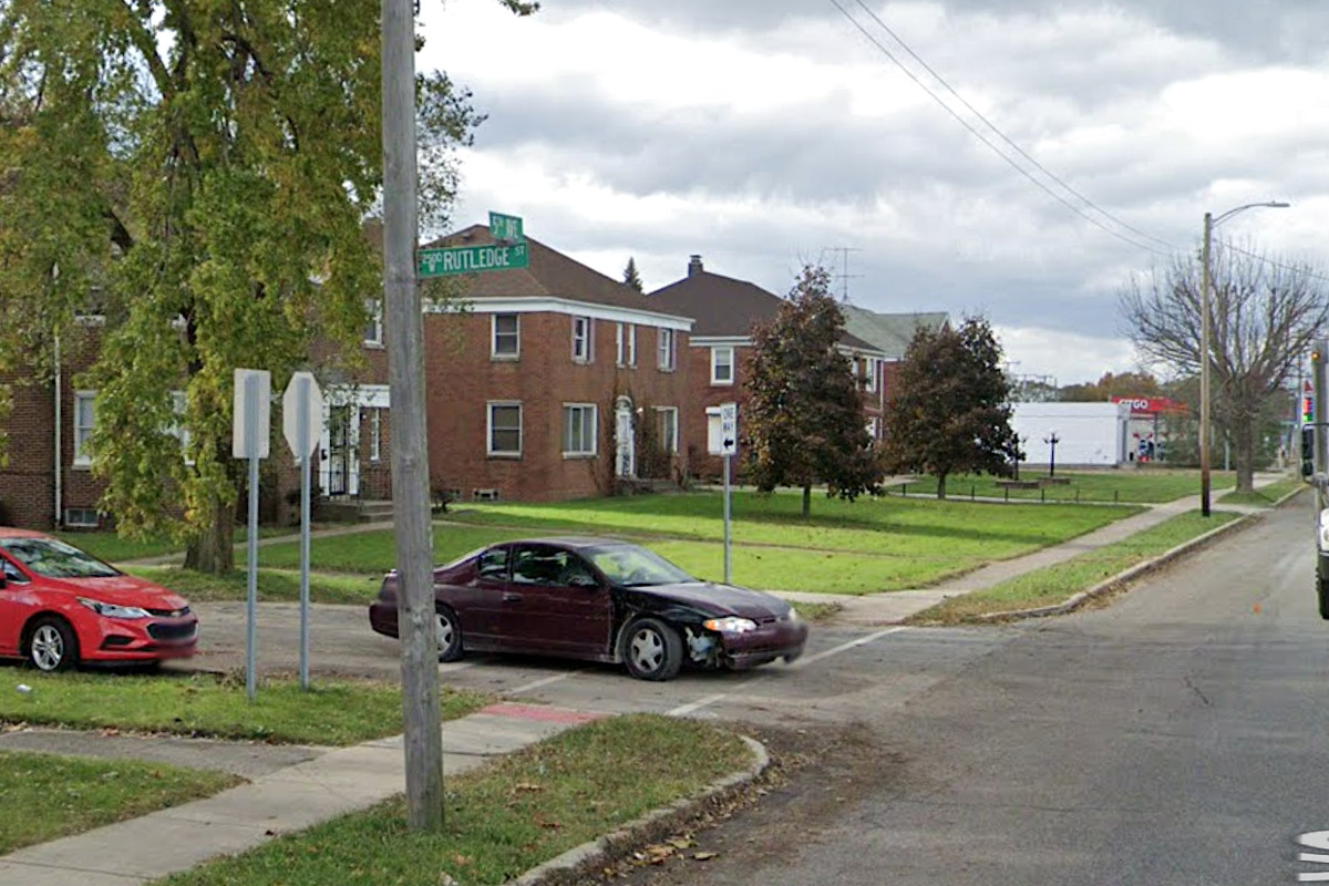 A man died June 28, 2020, after being shot near 5th Avenue and Rutledge Street in Gary, Indiana.