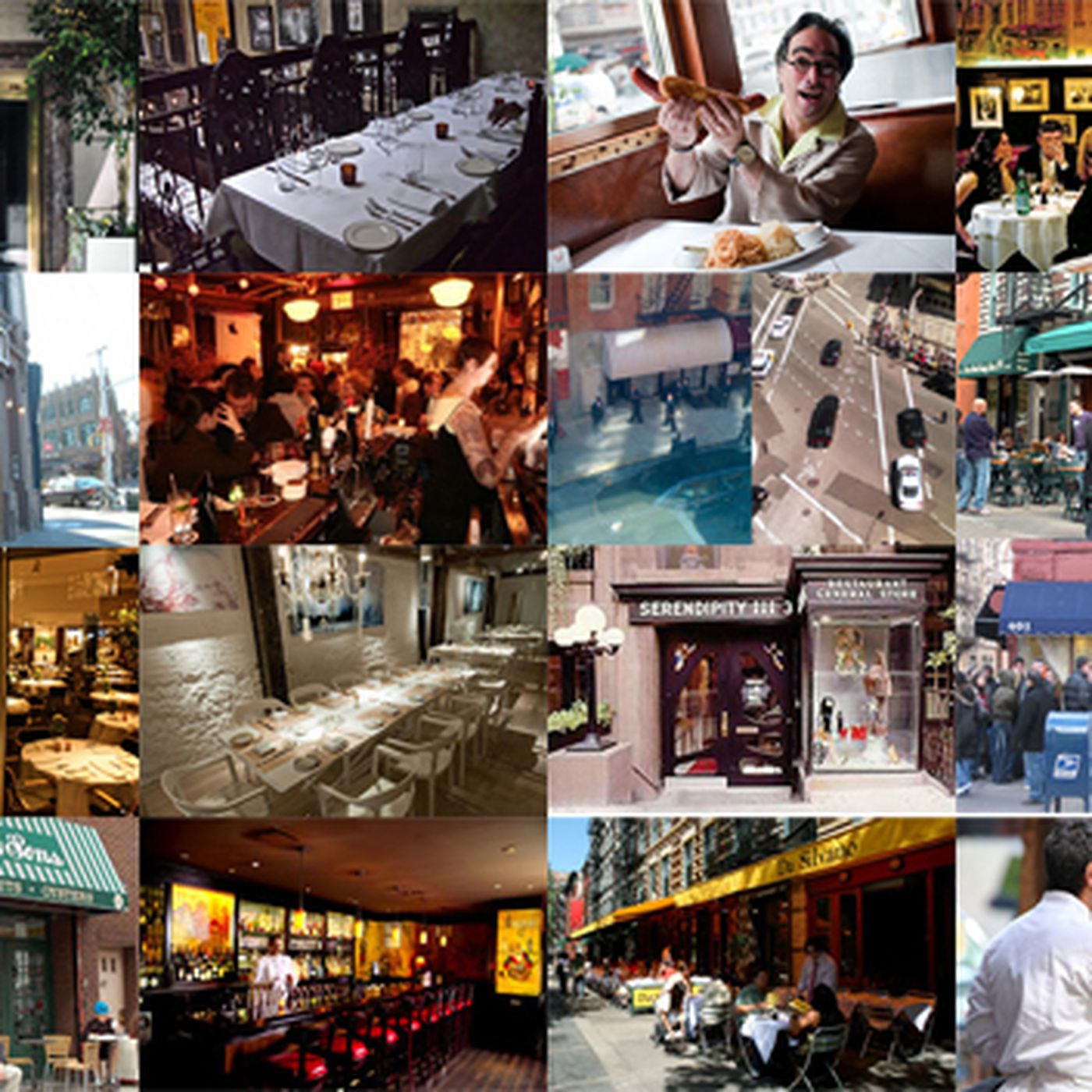 15 New York Restaurants Where You Can