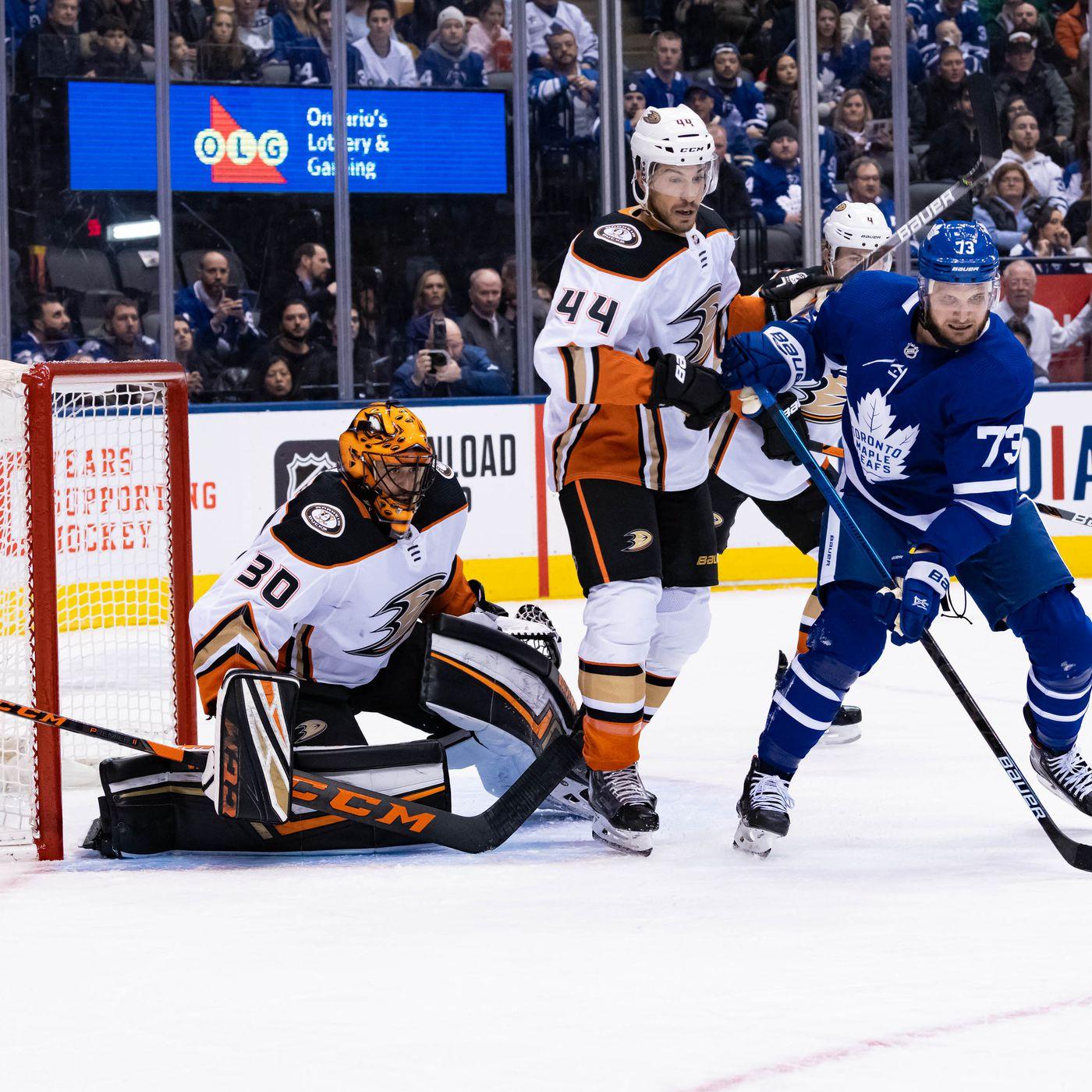 Anaheim Ducks Vs Toronto Maple Leafs Gamethread Time To Rake Anaheim Calling