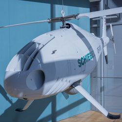 Camcopter S-100 Unmanned Aerial Vehicle