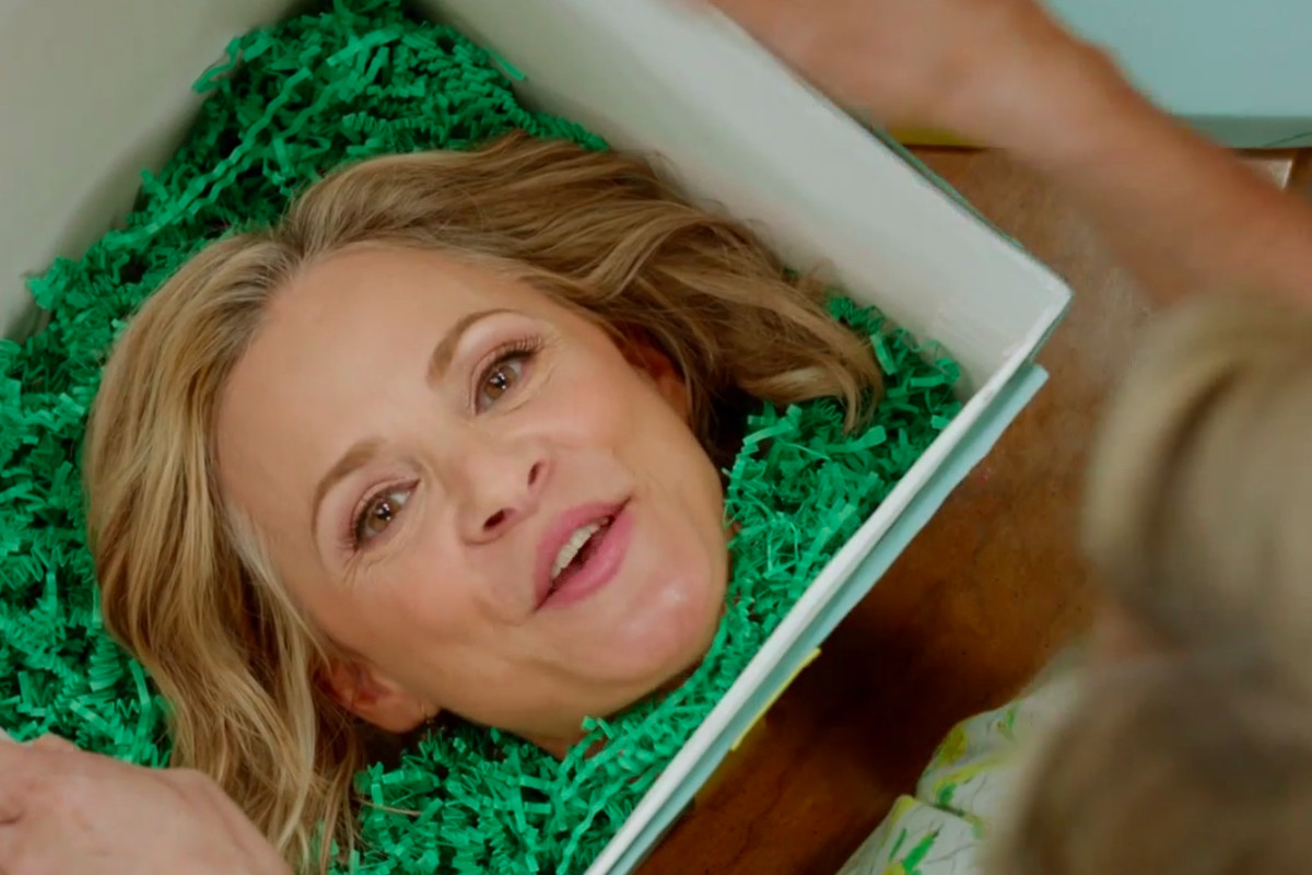 Amy Sedaris Kimmy Schmidt the strange comfort of at home with amy sedaris - the verge