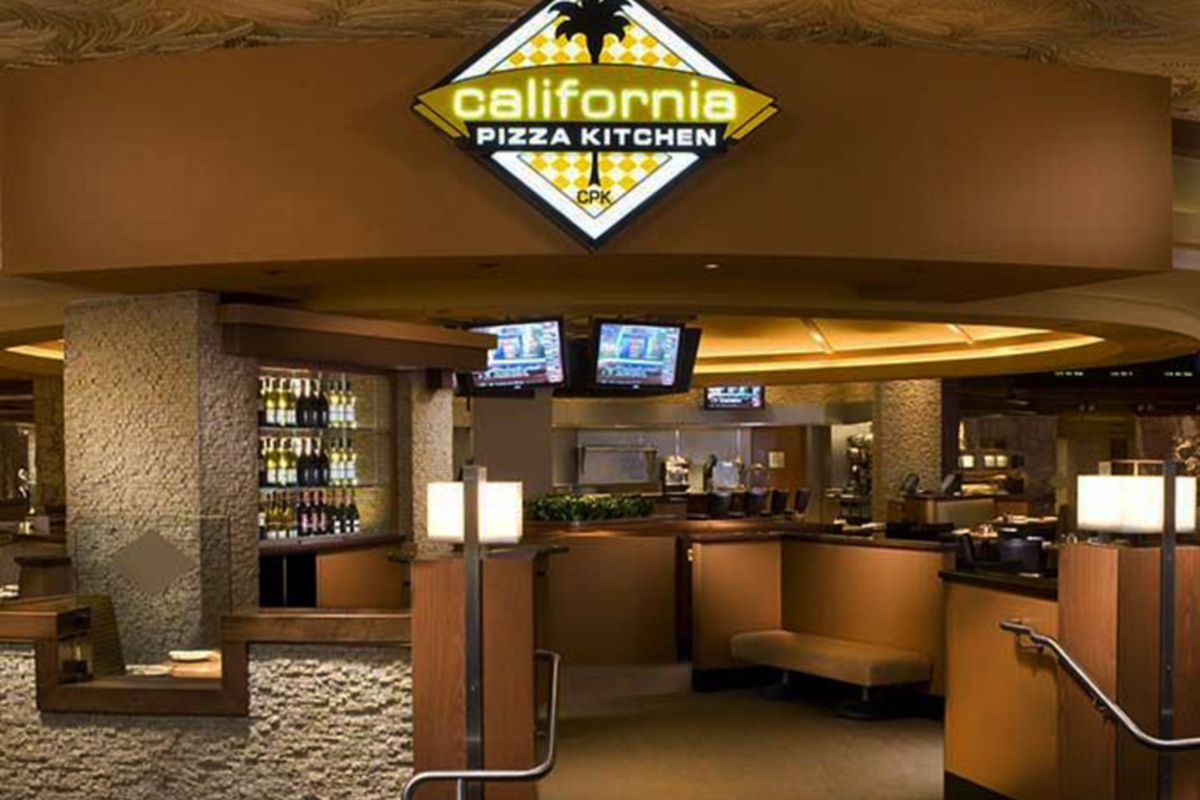 California Pizza Kitchen Los Angeles California