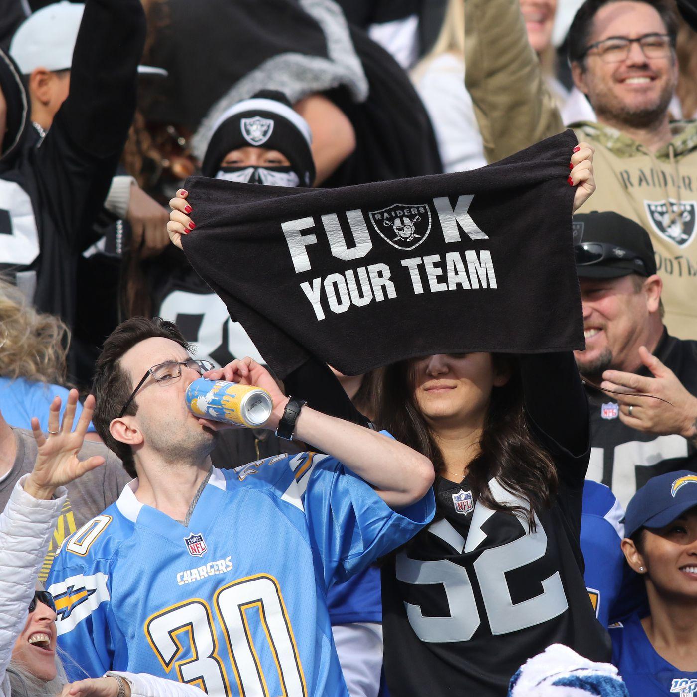 Raiders Jersey Week: My favorite jerseys as an NFL fan - Silver ...