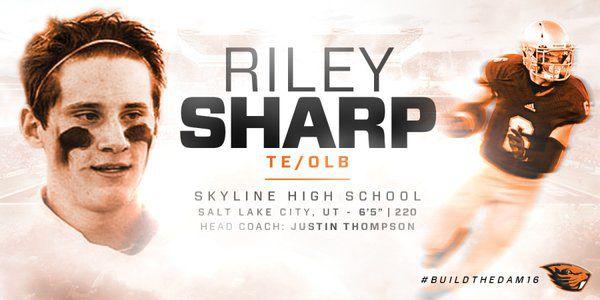 Riley Sharp