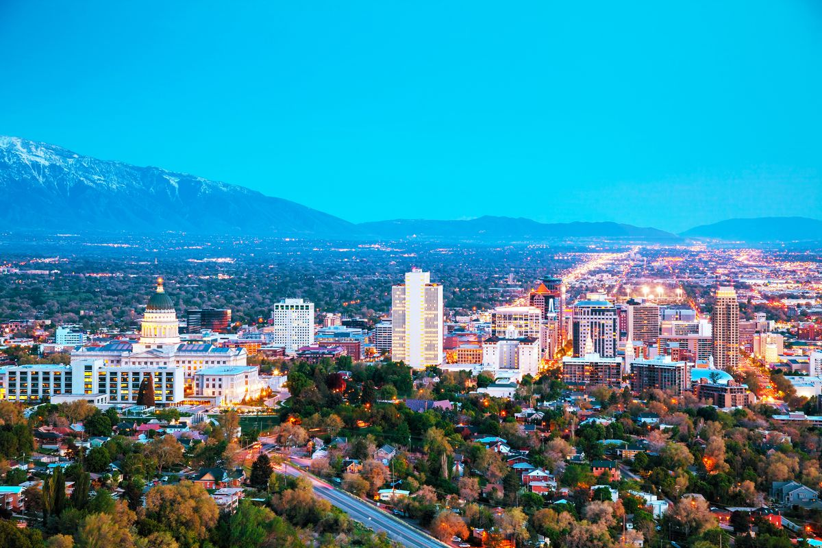 Utah's capital city is striving to strengthen its position as a significant player in the regional convention and trade show market by hosting one of the industry's top trade shows for business development.