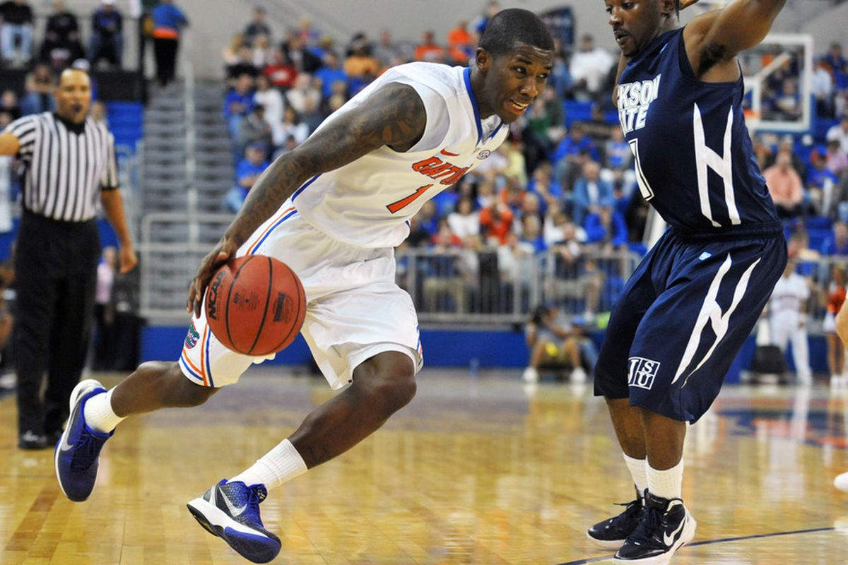 Kenny Boynton was just named the SEC's Player of the Week. Florida's sniper will look to stay hot against Mississippi Valley State.