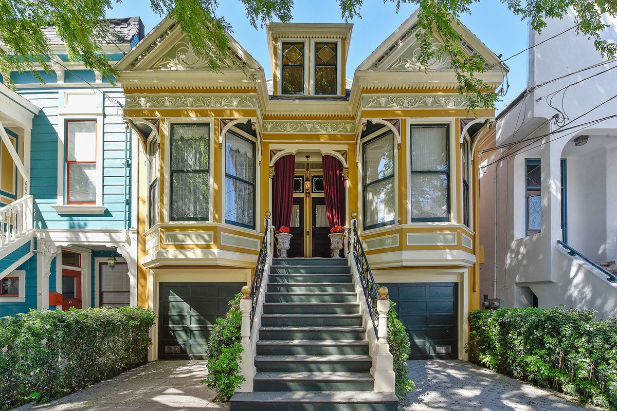 Stunning noe valley victorian sisters seek 2 9 million for San francisco open houses for sale