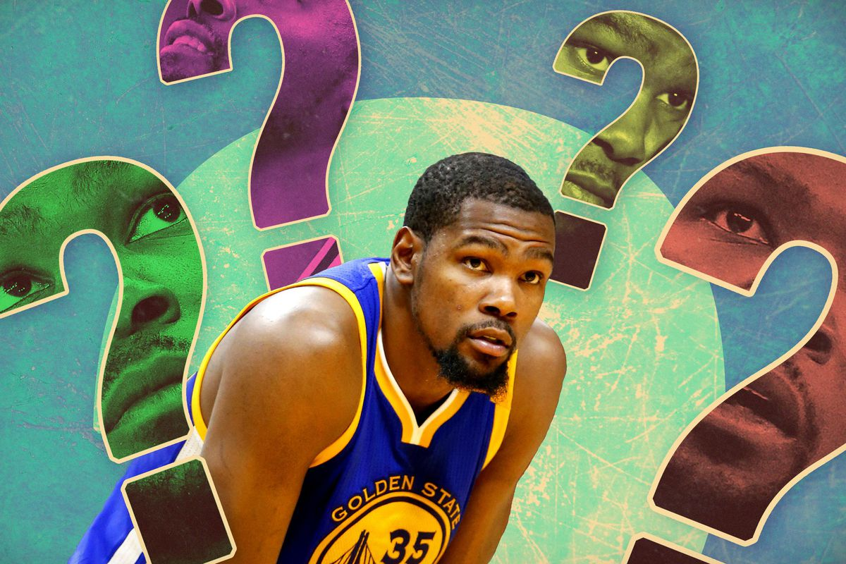 fe1e59fb7ff8 70 Questions About Kevin Durant - The Ringer
