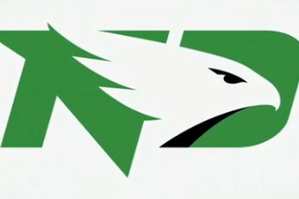 north dakota fighting hawks logo