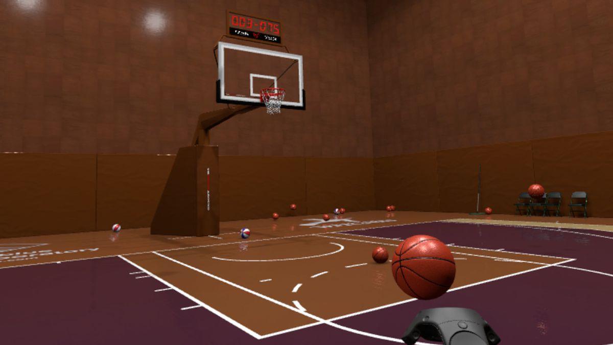 VR shooting