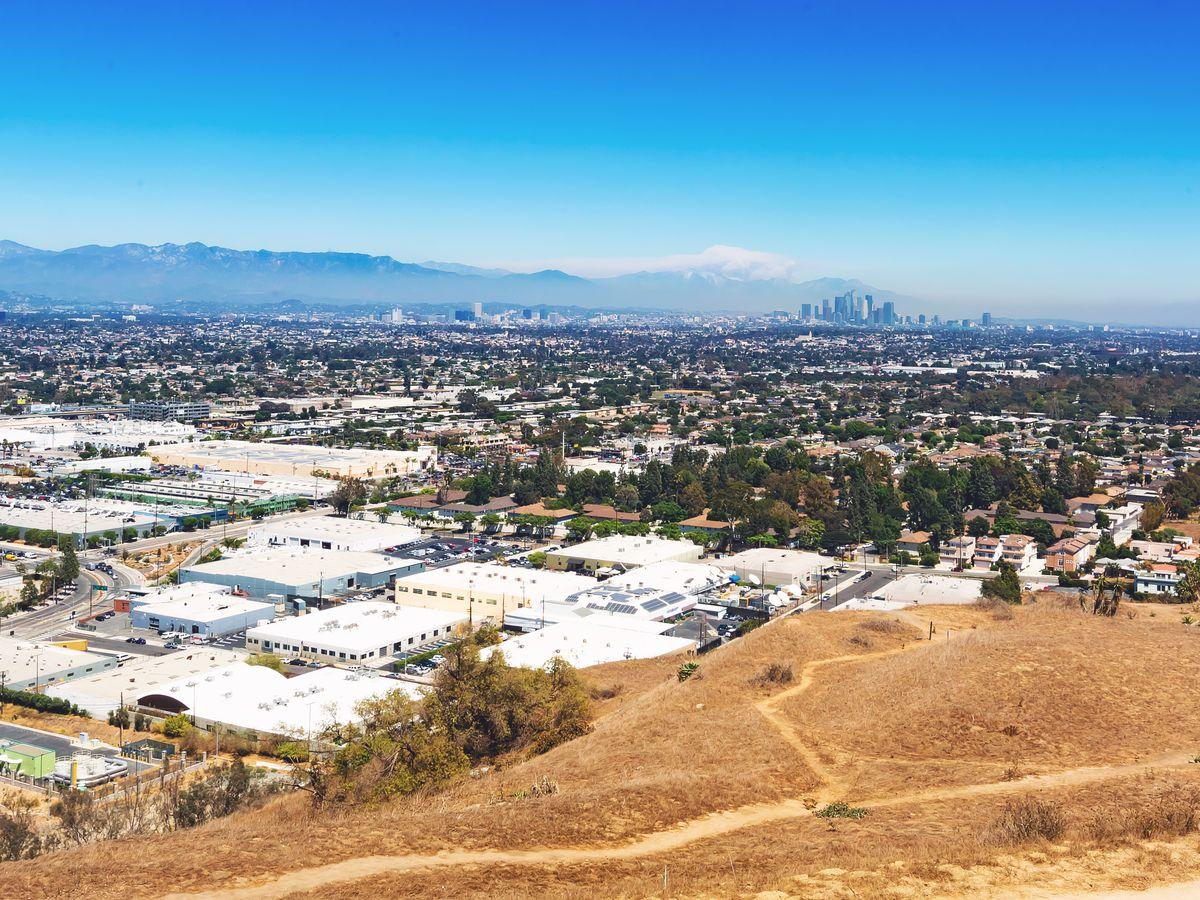 Baldwin Hills overlook