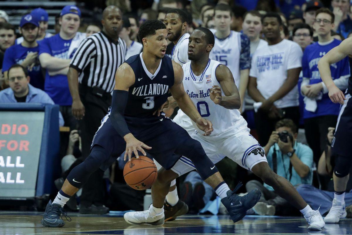 NCAA Basketball: Villanova at Seton Hall