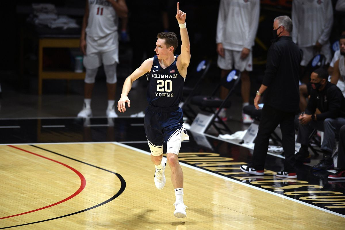 NCAA Basketball: Brigham Young at San Diego State