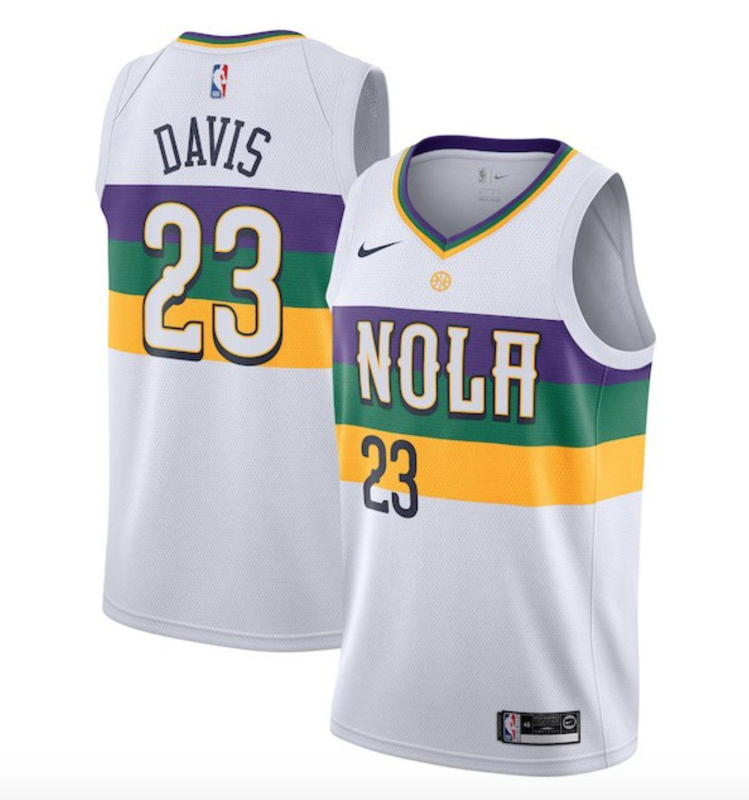 new arrival 31e02 38ce4 Every NBA City Edition jersey, ranked - SBNation.com