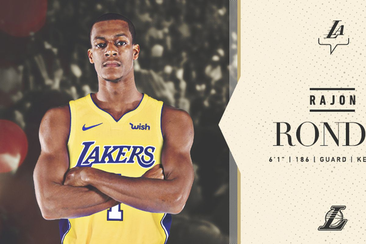 """Lakers News  Rajon Rondo  """"I m just caught up in winning the ... 5777d48f0"""