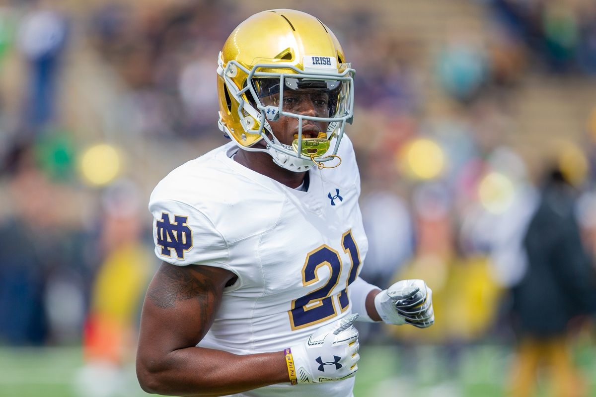 3 bold predictions for Notre Dame football in 2019 - One Foot Down