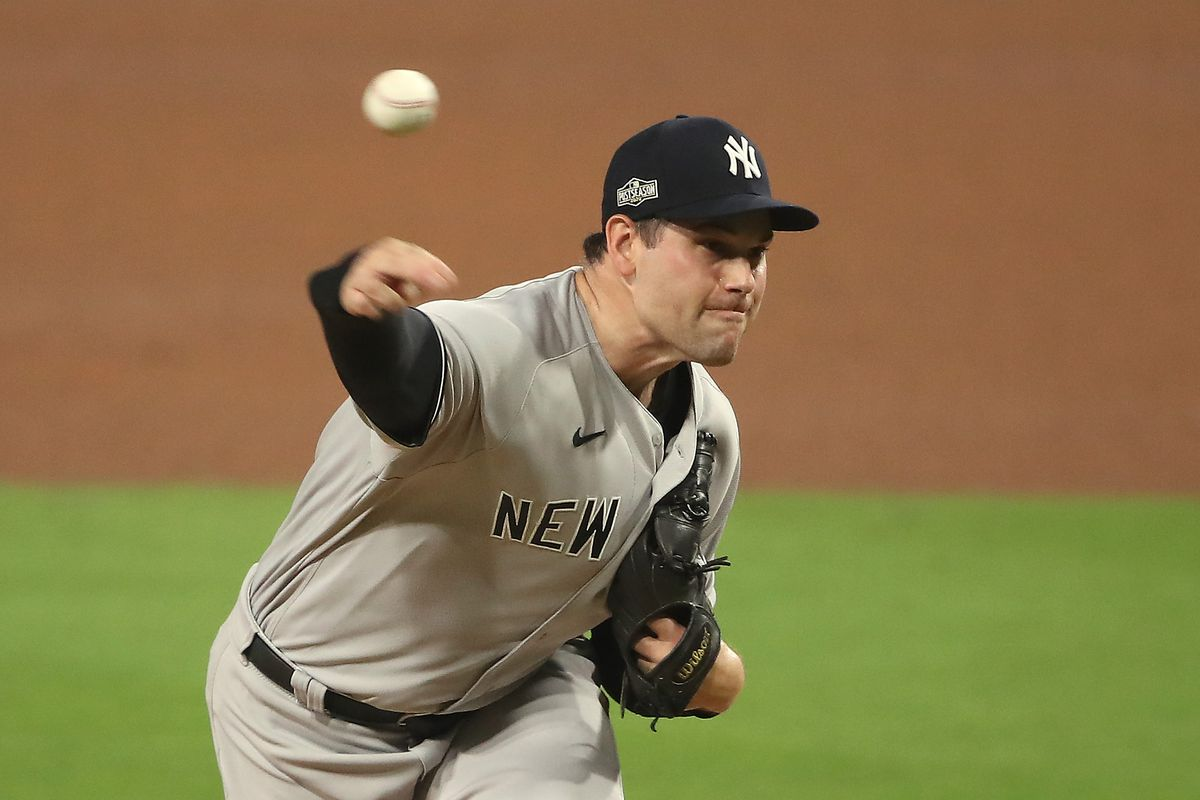 Division Series - New York Yankees v Tampa Bay Rays - Game Two