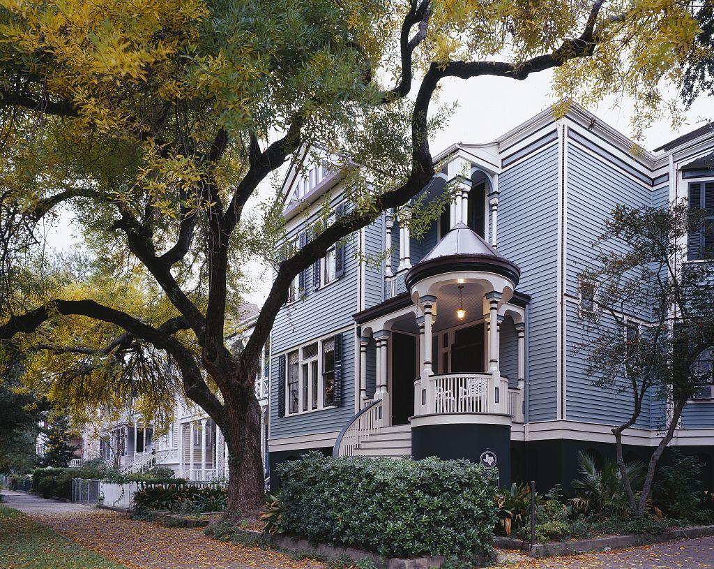 Home in Galveston, Texas
