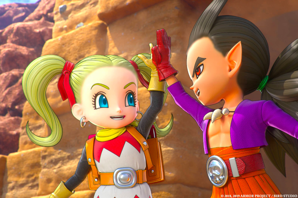 Dragon Quest Builders 2 is a lively single player experience