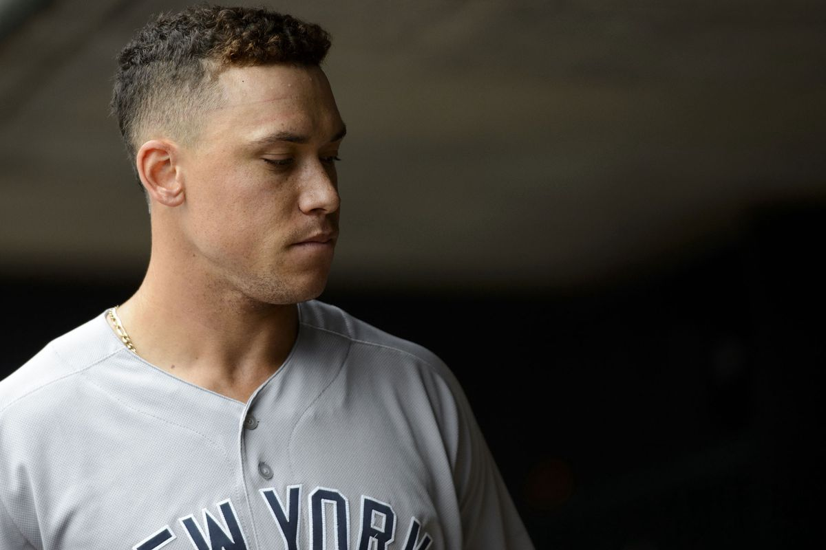 Aaron Judge Has Become the Worst Player ...