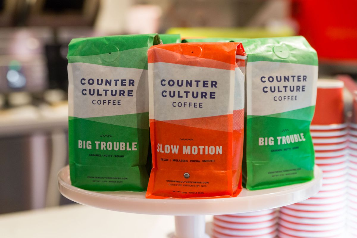 Counter Culture Coffee at Pronto by Giada