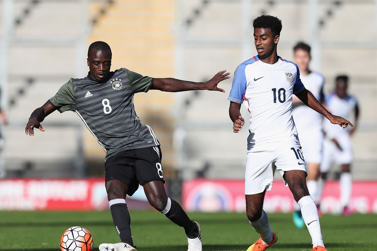 US midfielder Zelalem to miss rest of U20 World Cup