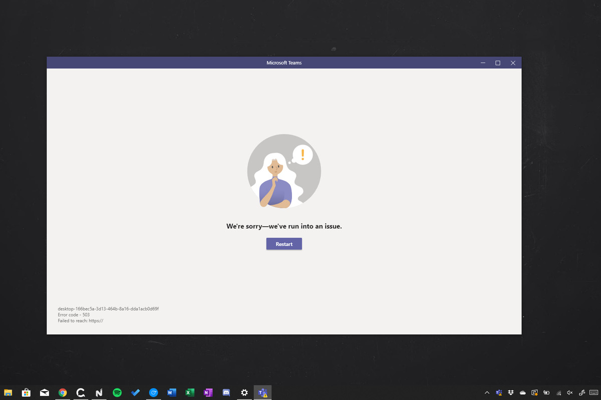 Microsoft Teams goes down after Microsoft forgot to renew a certificate