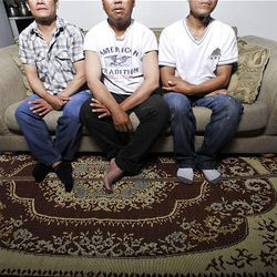 Three Thai workers who were treated as slaves talk about their experiences while working for Global Horizons in Utah.