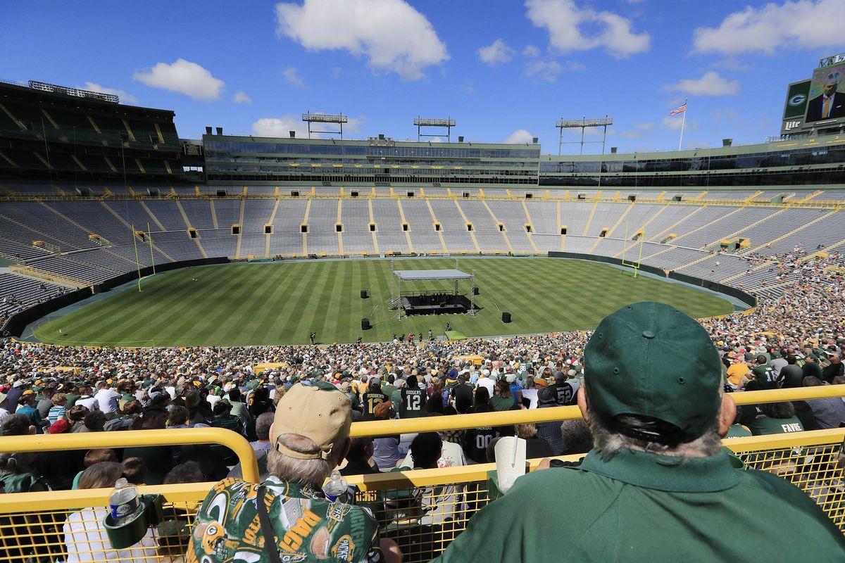 NFL: Green Bay Packers Shareholder's Meeting