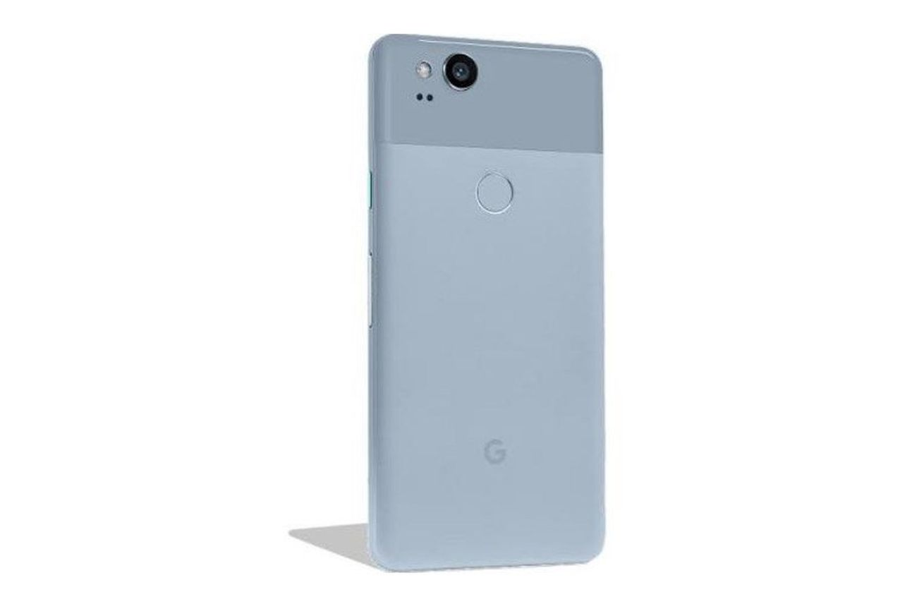 the pixel 2 in kinda blue is now available unlocked from the google store or project fi
