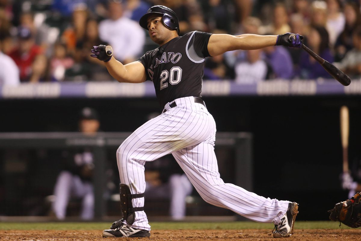 Can Wilin Rosario match his 2012 power production in 2013?