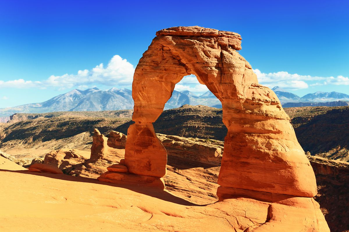 If you want to hit a national park this Labor Day weekend, the timing is perfect for Arches National Park in Moab. Use the extra day of the weekend to explore the quirky town of Moab's brew pubs and swimming holes. The closest airport — Grand Junction, Co