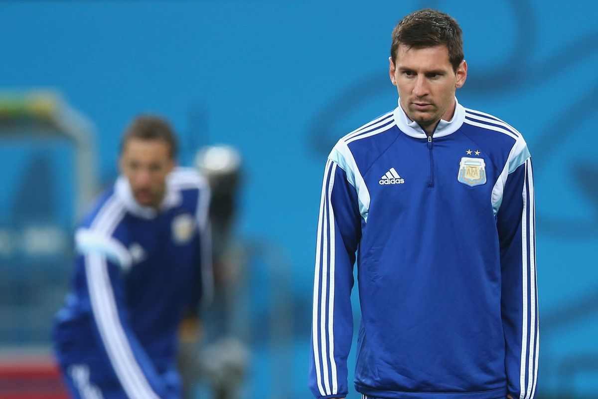 Can Messi both prevent Dutch revenge and REALLY infuriate Brazil?