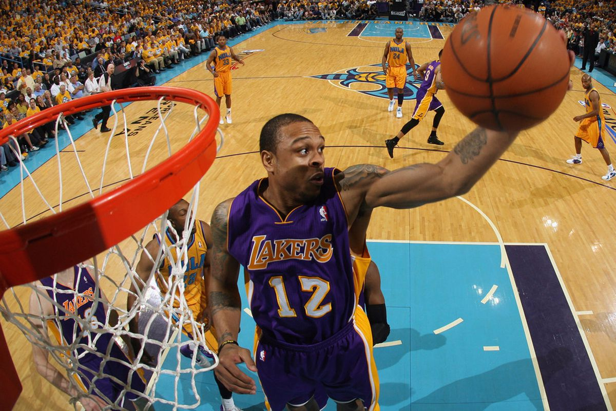 Image result for shannon brown lakers