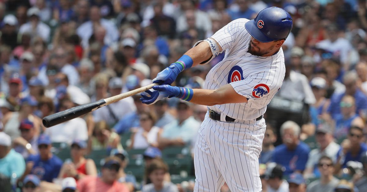 8a54c2d81 Here are the numbers that show why the DH should be adopted in the National  League - Bleed Cubbie Blue