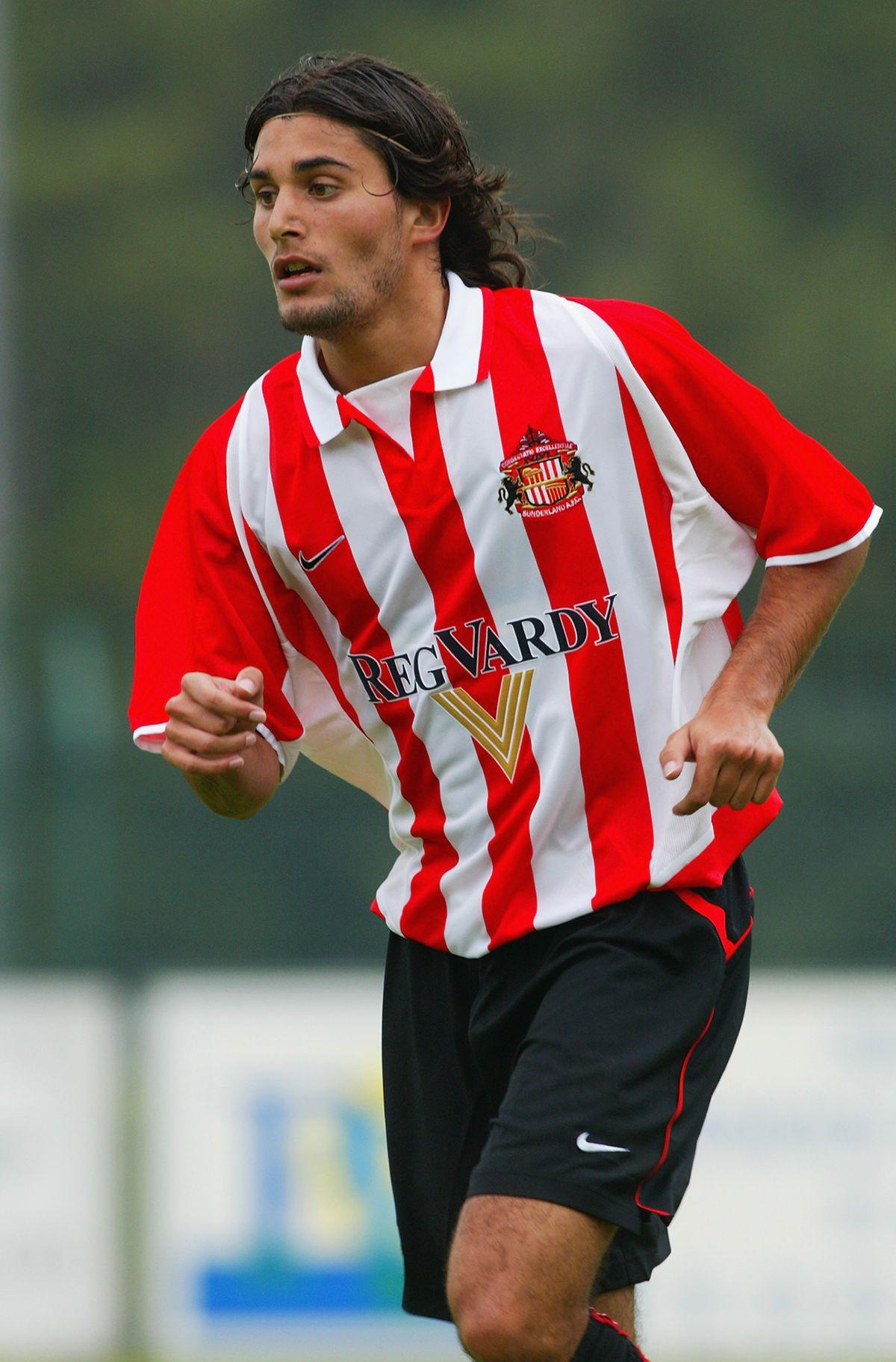 Nicolas Medina of Sunderland