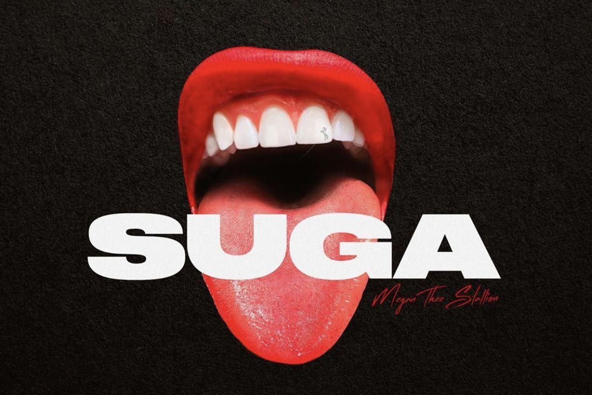 Megan Thee Stallion SUGA album