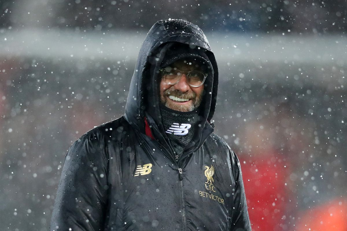 Jurgen Klopp And The Calm Rebuke Of Kyle Walker S Trolling The Liverpool Offside