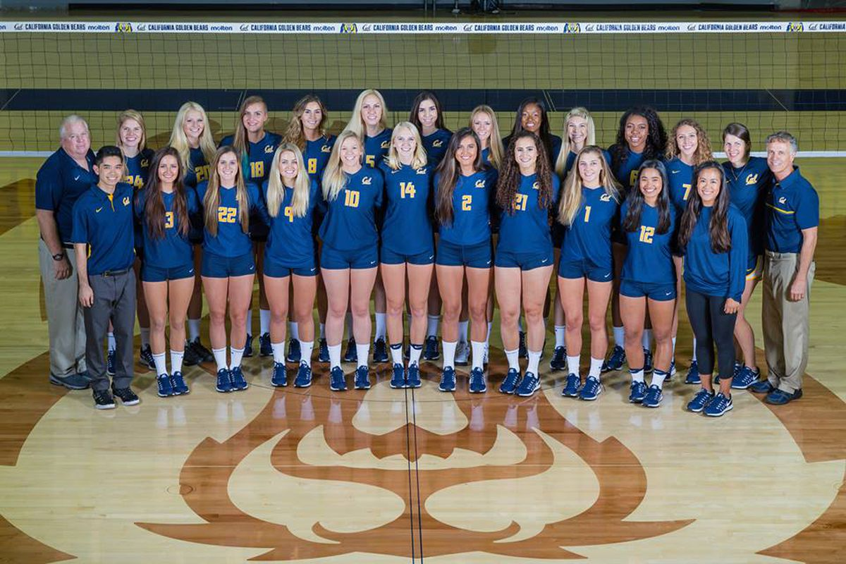 Golden Medals Cal Volleyball And Men S Soccer Fall 2016 Preview California Golden Blogs