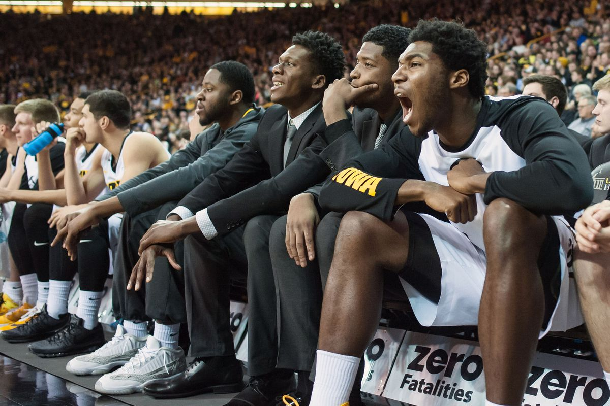 Can Iowa turn it around in time to make waves in the South Region?
