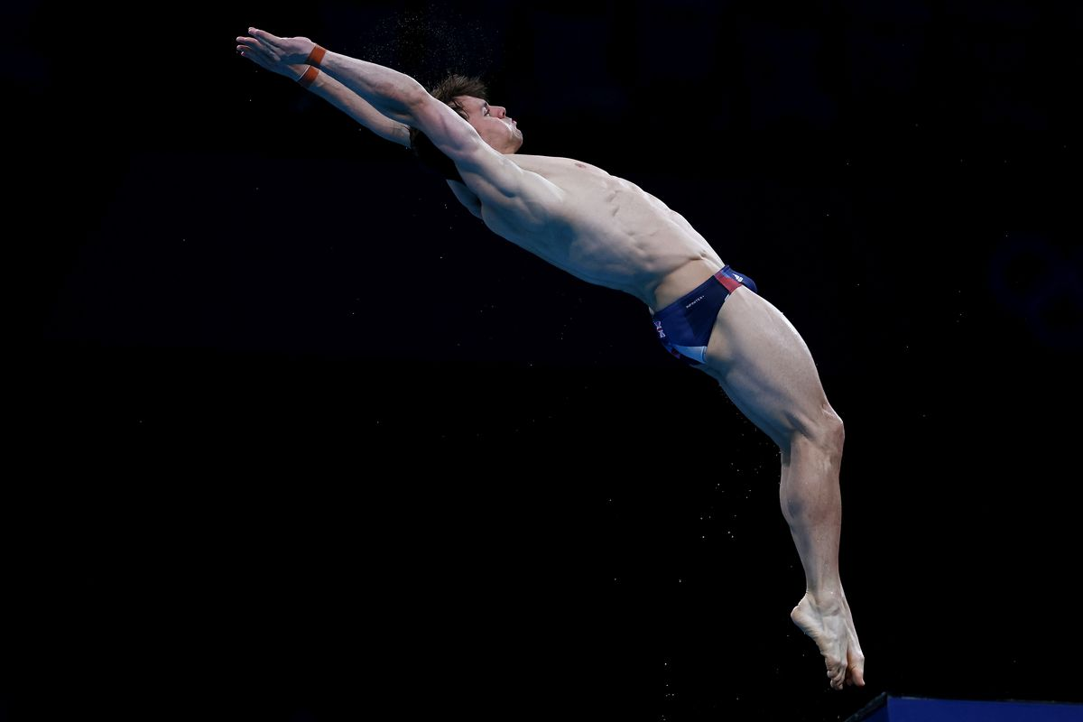 Diving - Olympics: Day 14