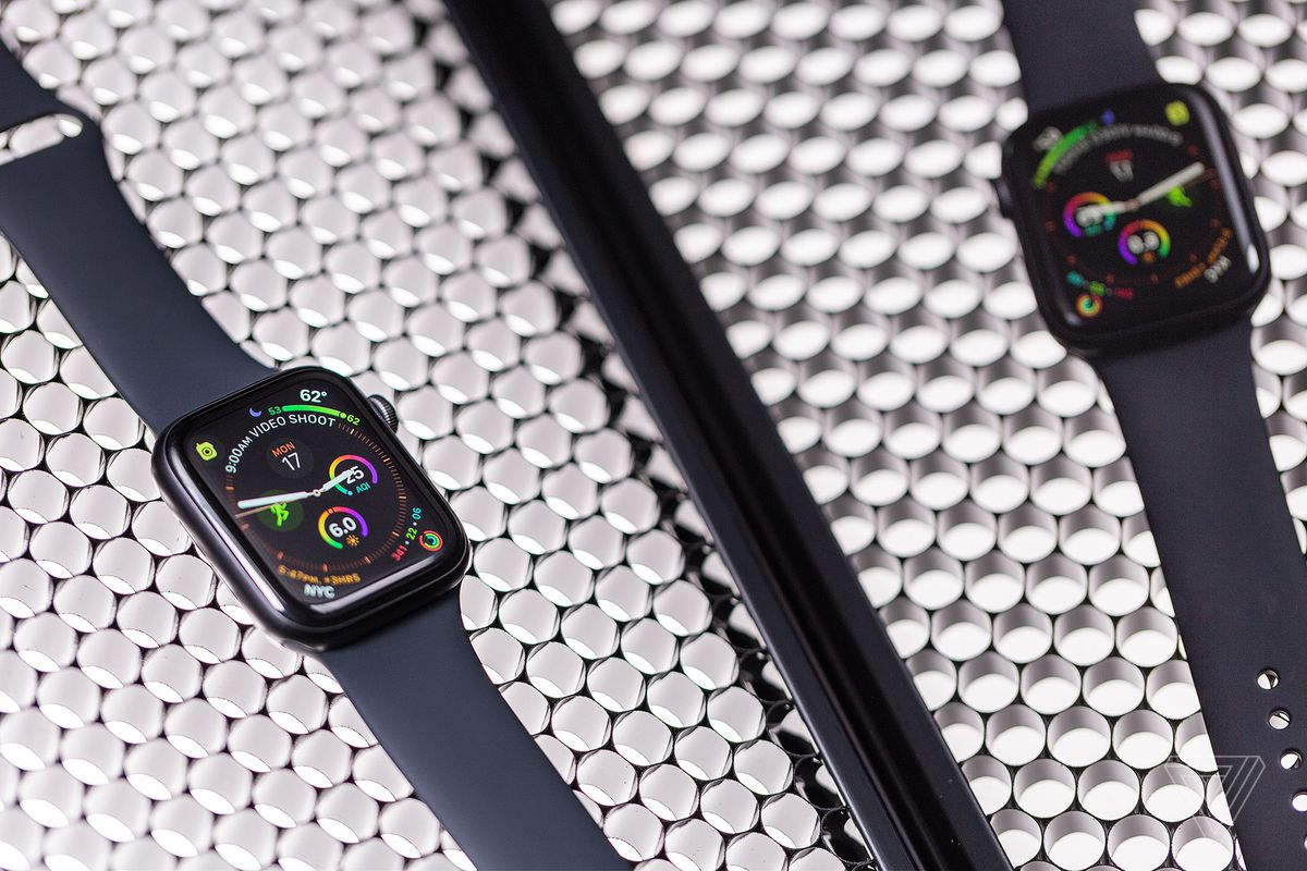 51bf5e8dc91f Apple Watch 4 review  the best smartwatch gets better - The Verge