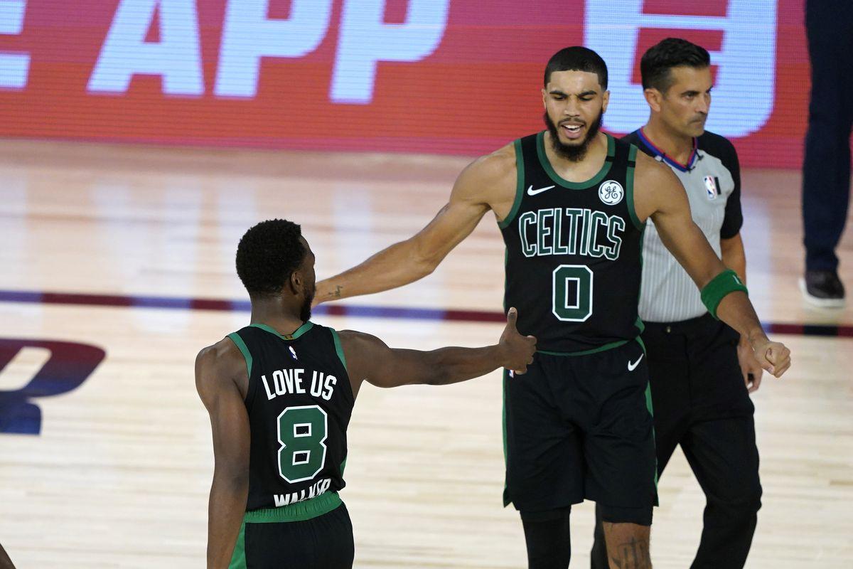 Philadelphia 76ers v Boston Celtics - Game One
