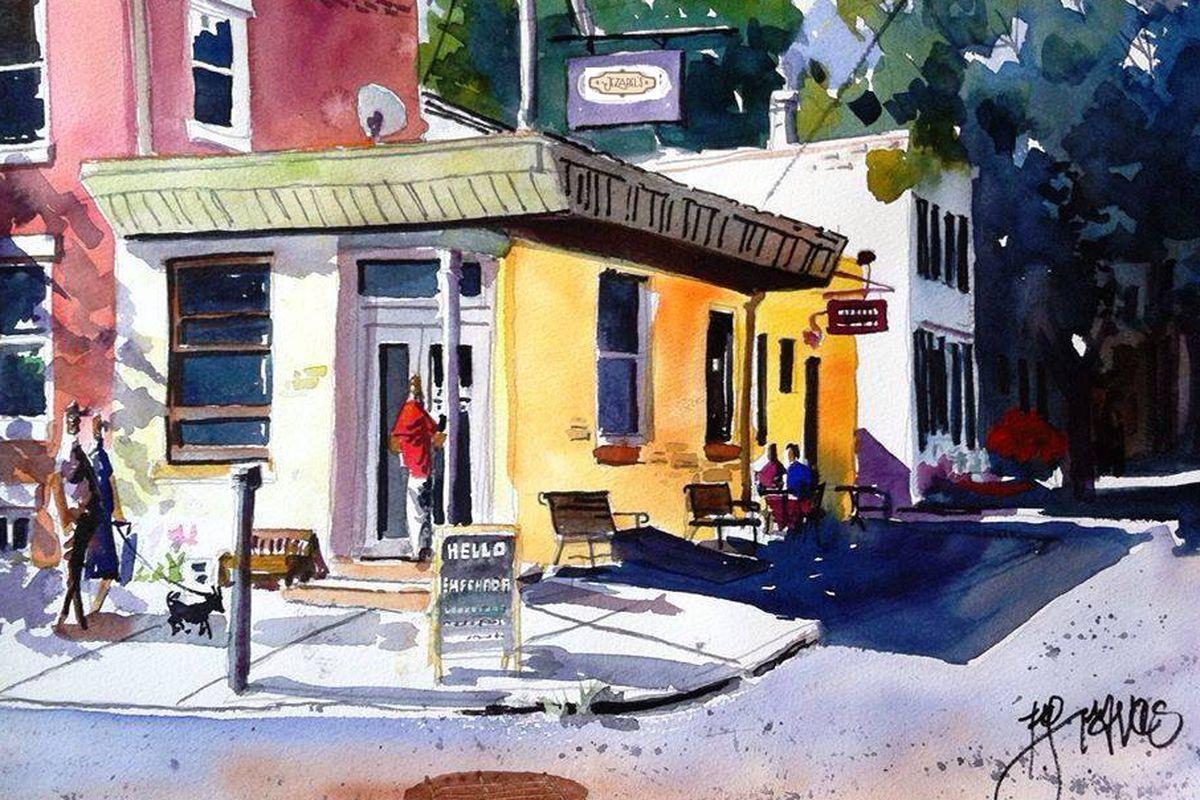 Jezabel's - 2536 Pine Street