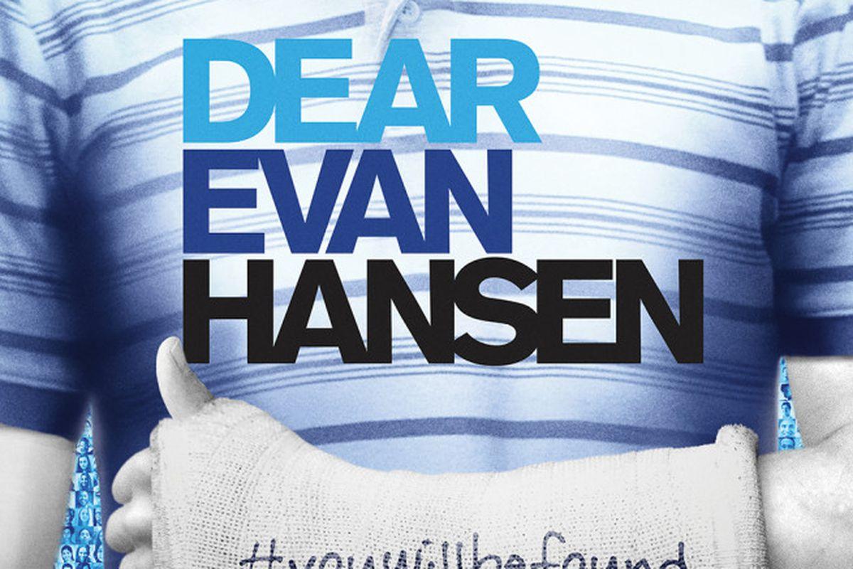 62f8c8f25 Full transcript: Broadway's 'Dear Evan Hansen' Producer Stacey ...