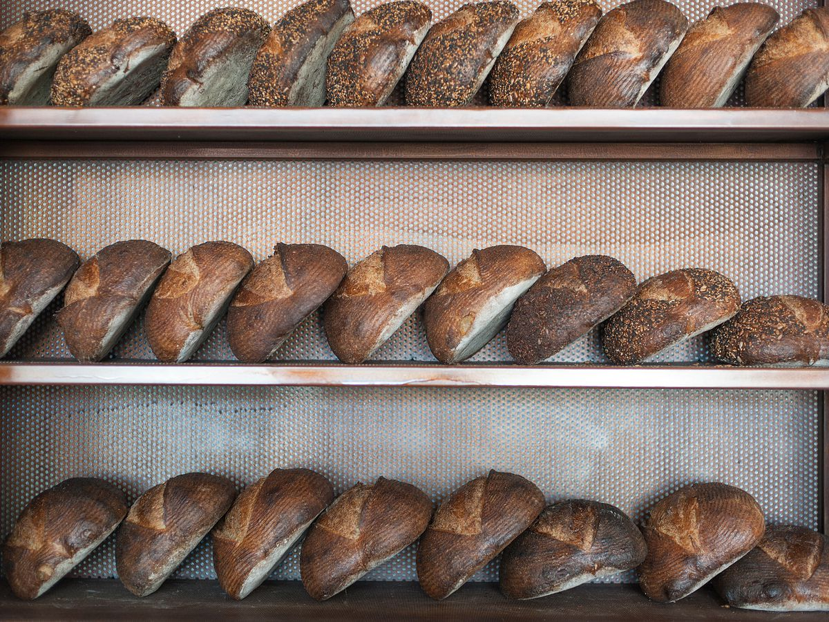 Breads from Lodge in Culver City