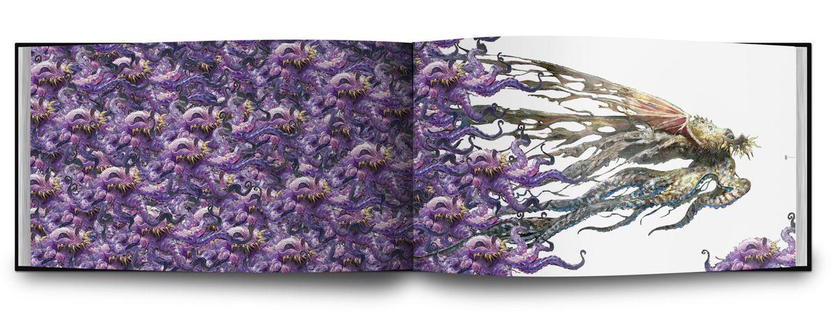 FFXV art book