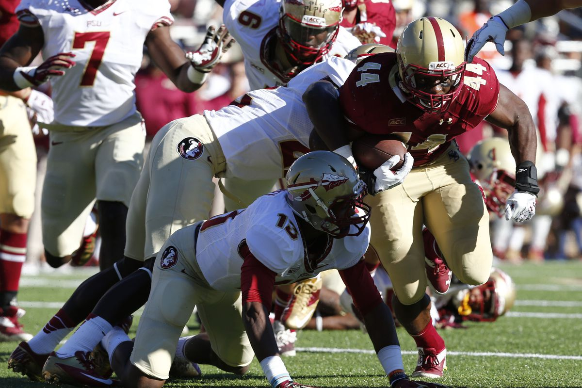 2014 Acc Football Schedule Boston College To Visit