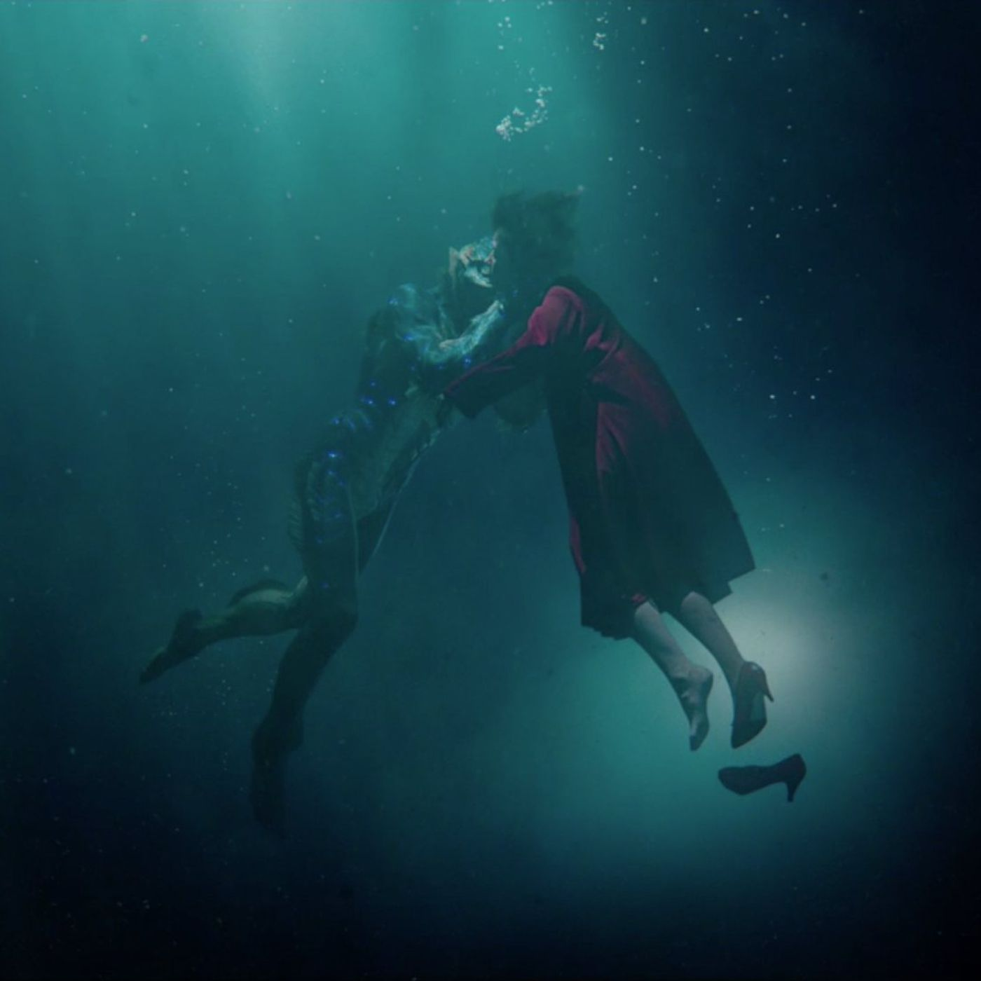 The Shape of Water, from Guillermo del Toro, is a beautiful