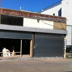 """The unnamed Bar Corvo spinoff in Prospect Heights via <a href=""""http://www.brownstoner.com/blog/2012/10/construction-underway-at-bar-corvo-spinoff/"""">Brownstoner</a>."""